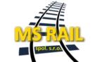 MS RAIL, spol. s r.o. Logo